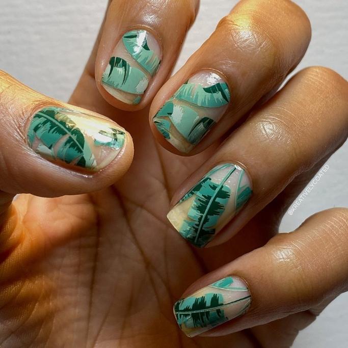 Scratch 90210 Nail Wraps, nail polish strips