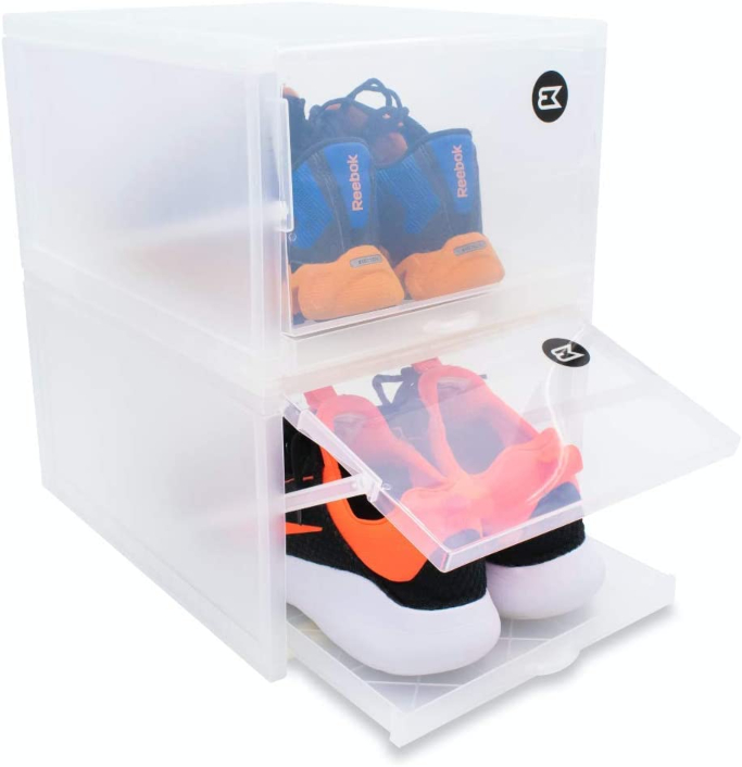 Stackable Shoe Storage box