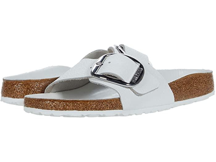Birkenstock's Madrid Big Buckle sandal.
