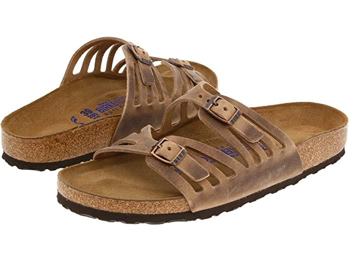 Birkenstock's Granada sandal.