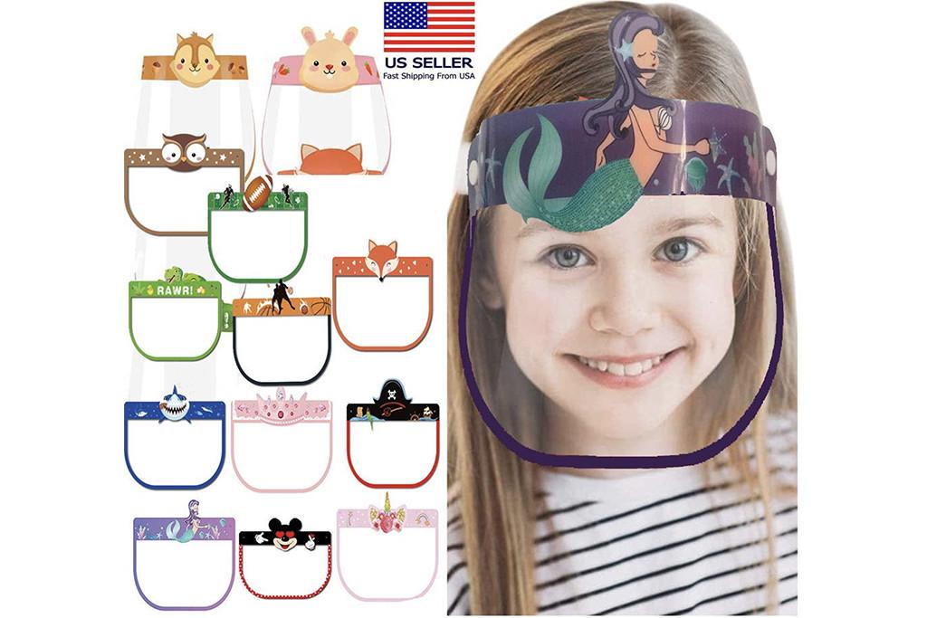 clear face masks, kids face mask, asl friendly face masks