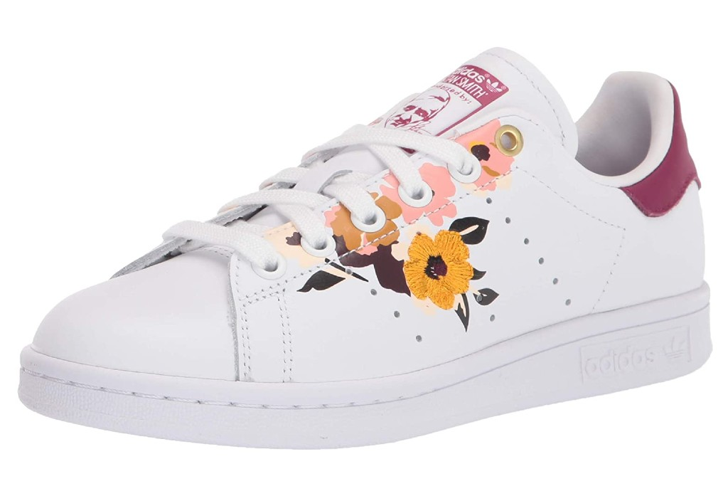 Adidas Originals Stan Smith Sneaker, floral sneakers