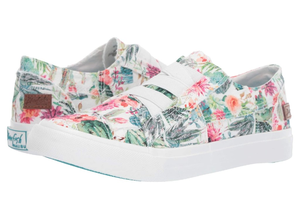 Blowfish Marley Sneaker, floral sneakers