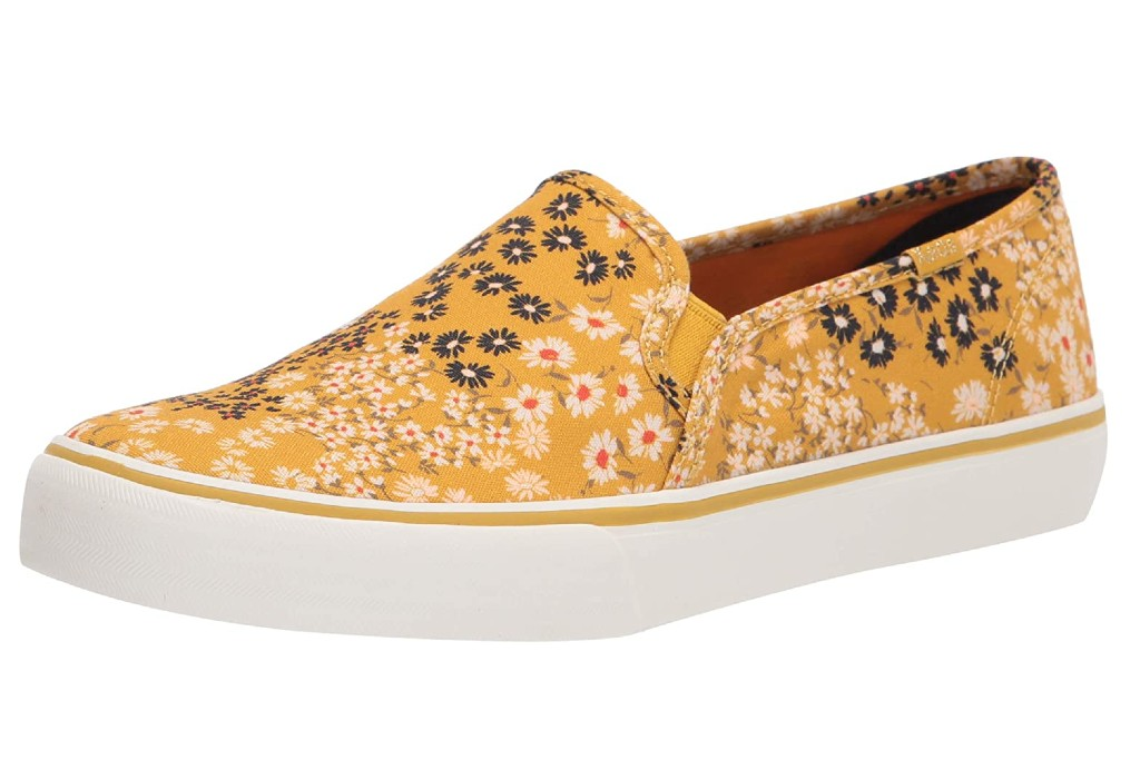 Keds Double Decker Floral Sneaker, floral sneakers