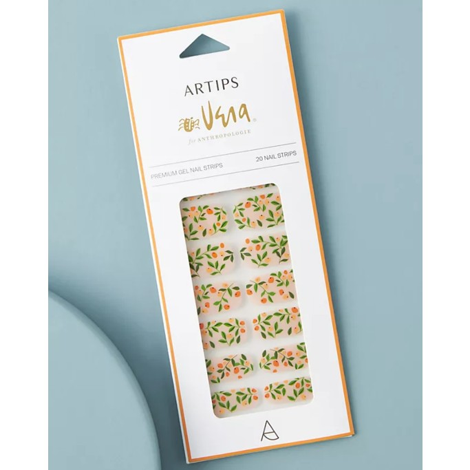 nail strips, Vera for Anthropologie Perennial Gel Nail Strips