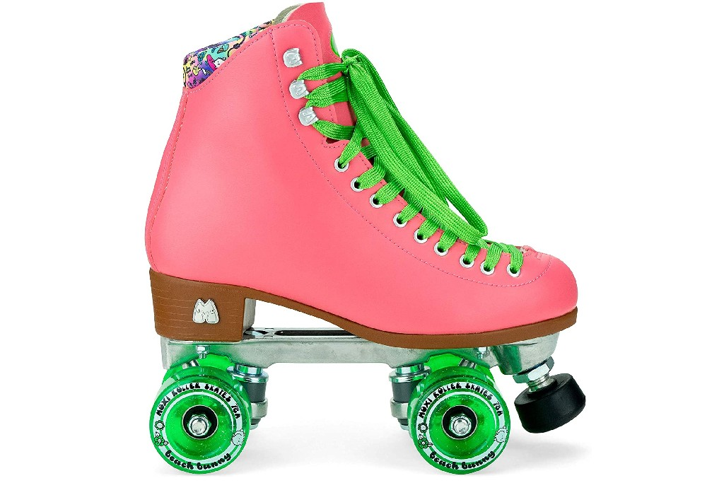 Moxi Skates Beach Bunny Roller Skates, roller skates for adults