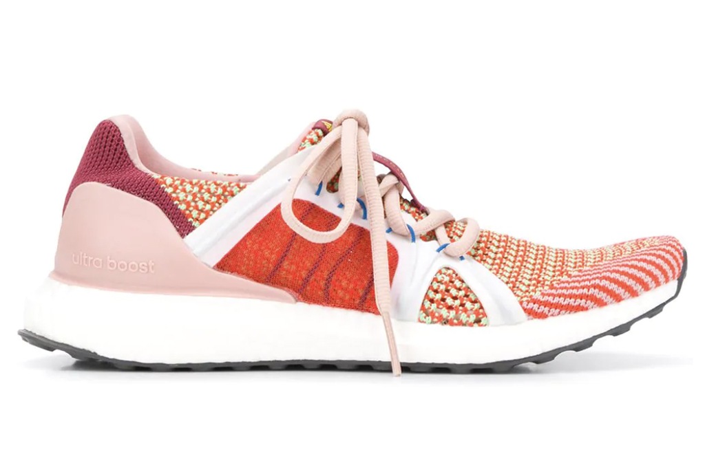 Adidas x Stella McCartney, running sneakers