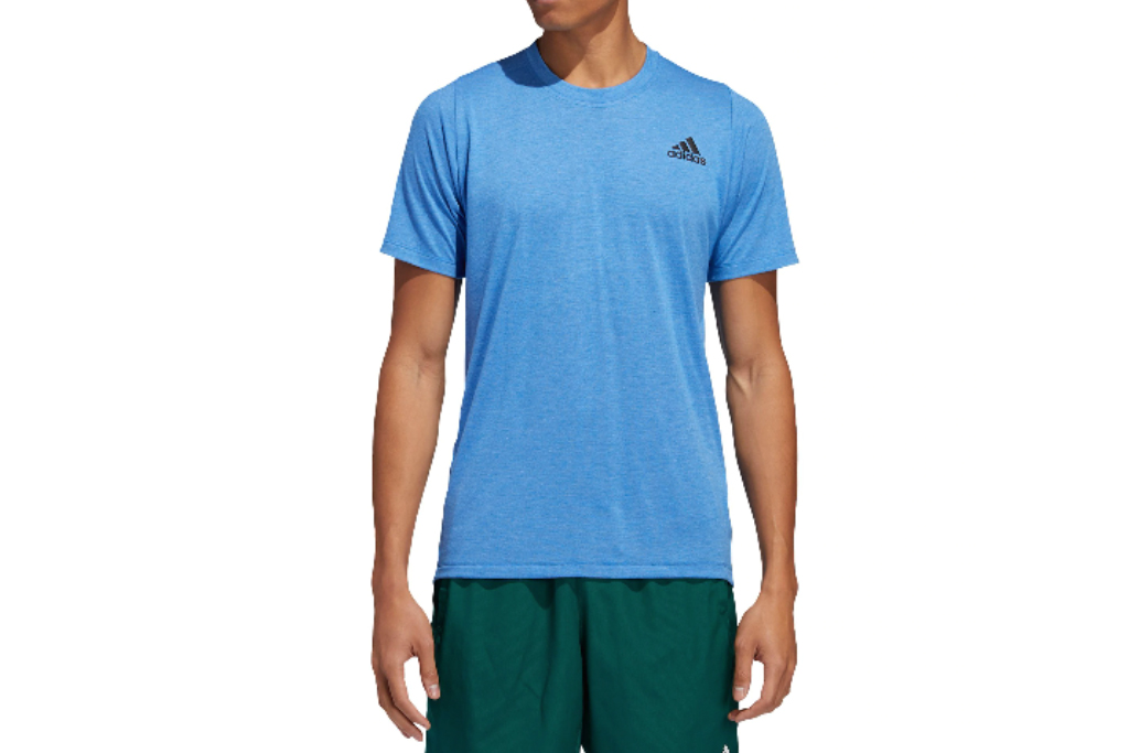 adidas, workout shirt