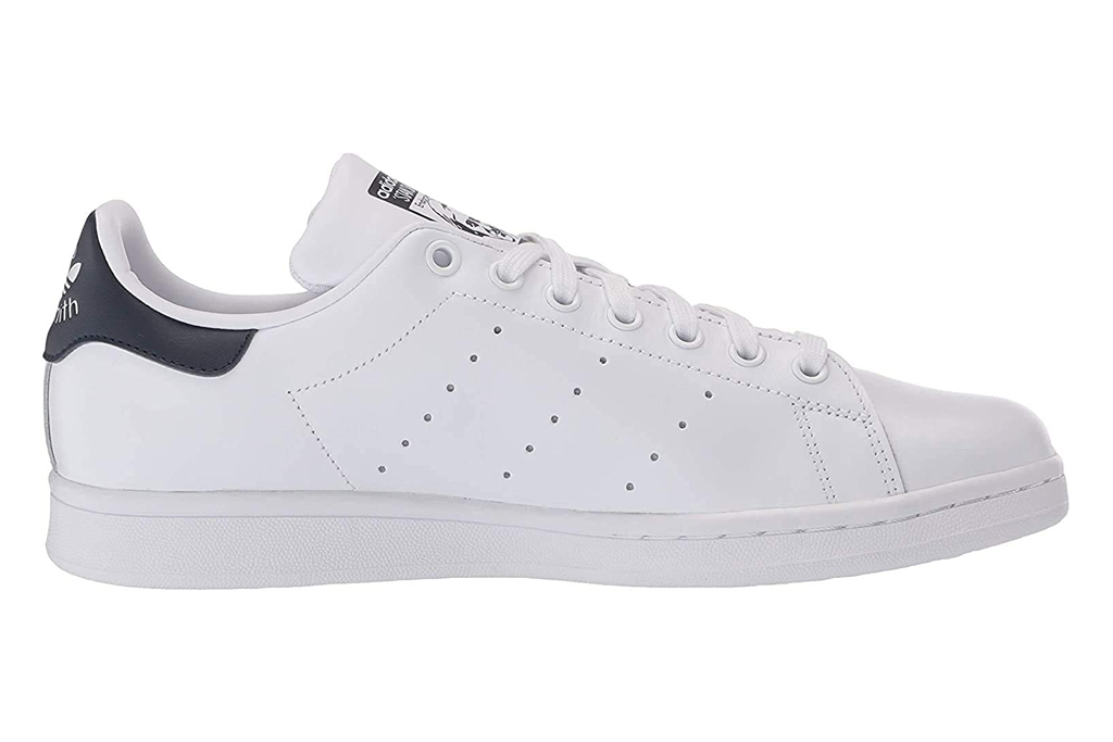 adidas, stan smith, sneakers, white, blue