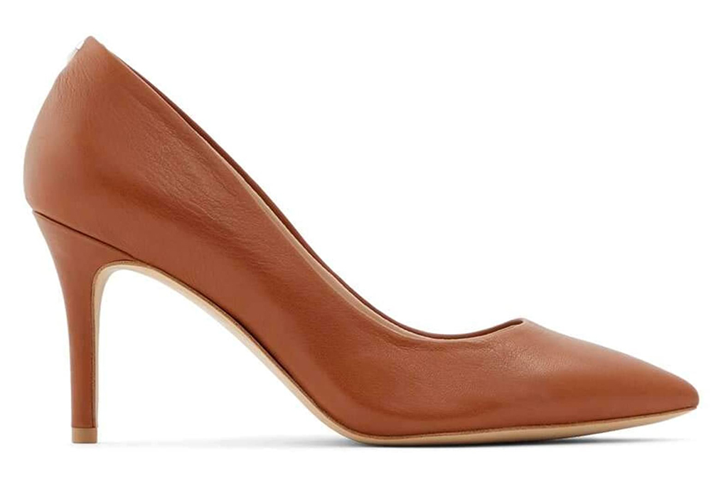 Aldo, brown pumps