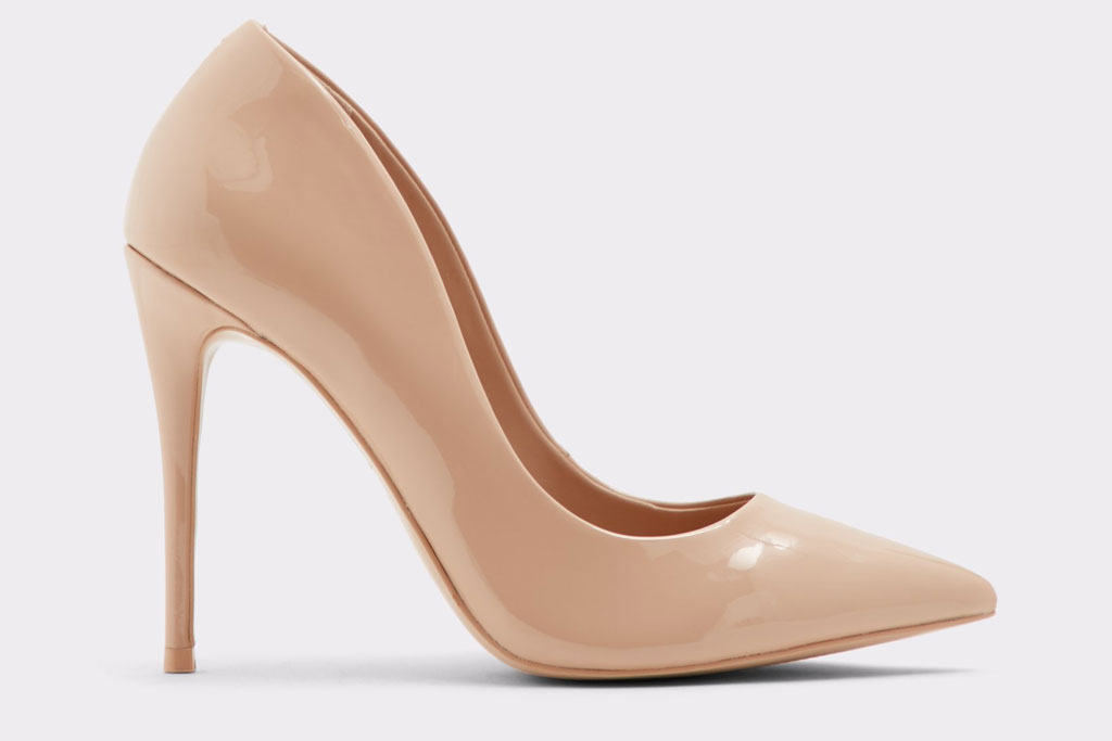 Aldo Stessy, pointed-toe pump