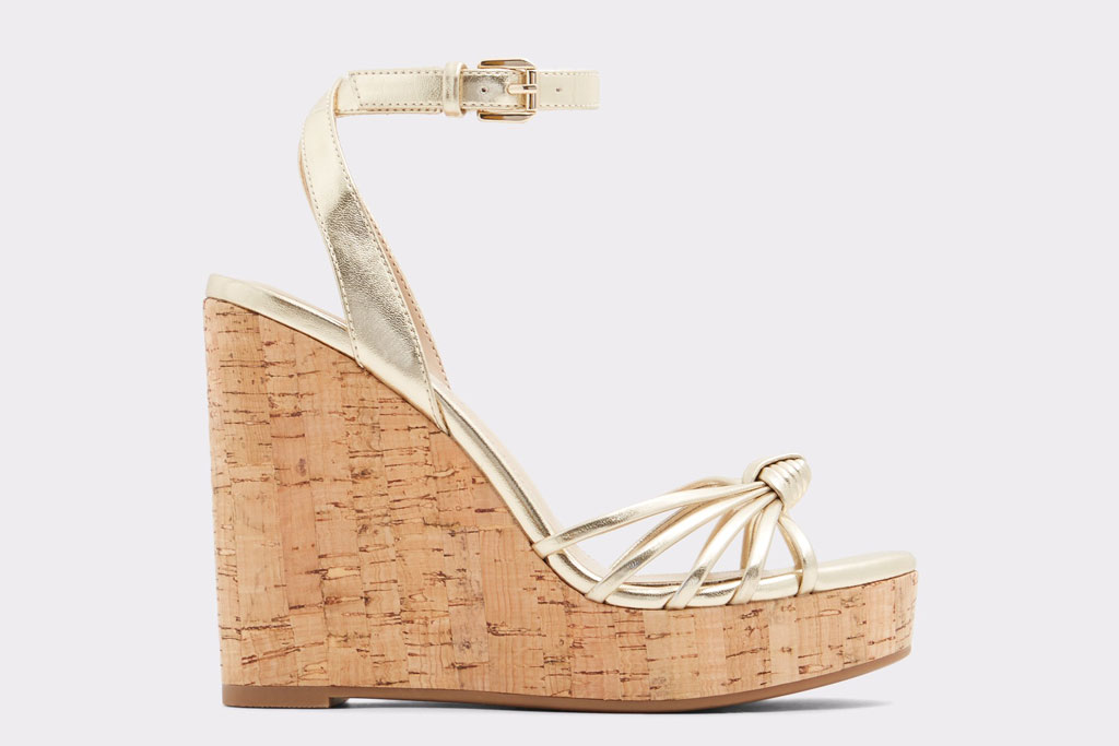 aldo, wedge sandals