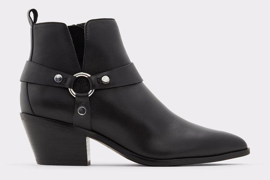 aldo, western boots