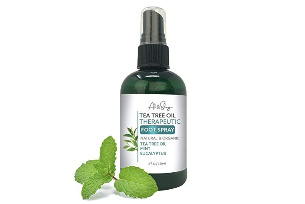 Ali & Shay Tea Tree Oil Foot Spray