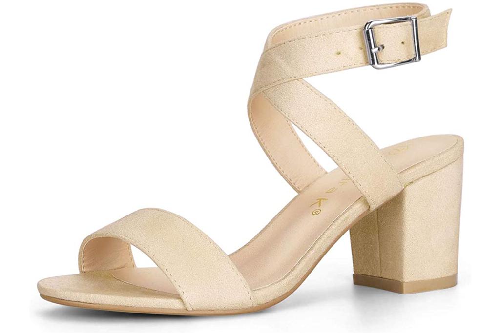 Allegra K, sandals