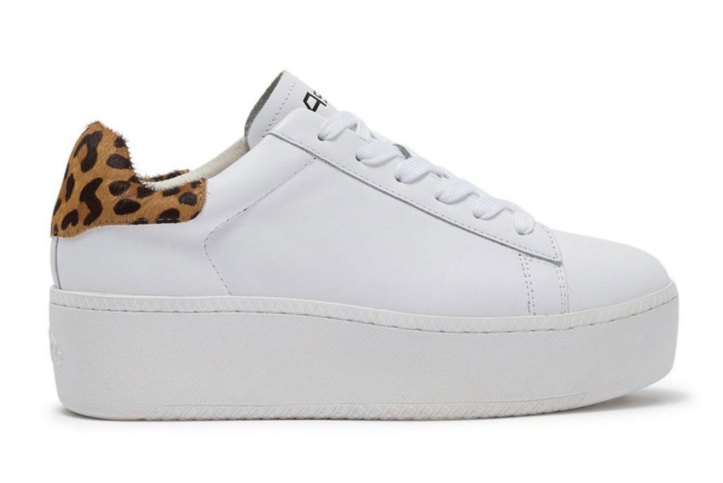 Ash, platform sneakers