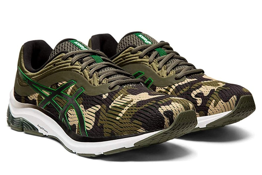 Camouflage Sneakers for Men – Footwear News