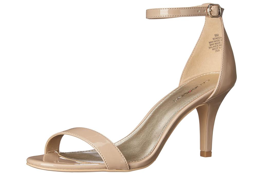 Bandolino, nude sandal