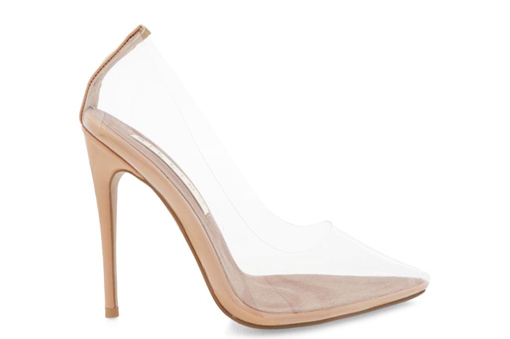 Billini, clear heels
