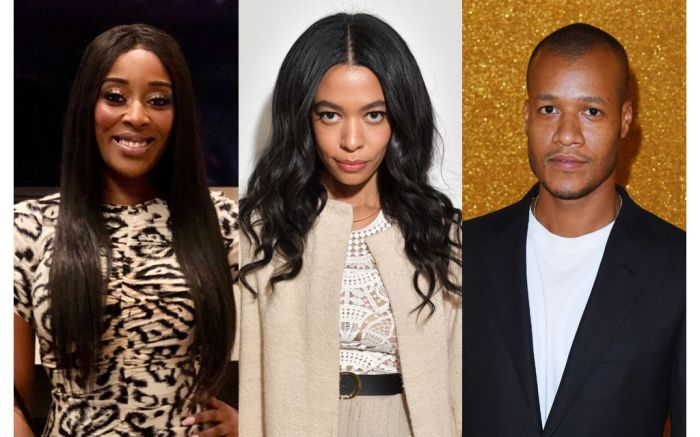 black fashion leaders, aurora james, kesha mcleod, heron preston