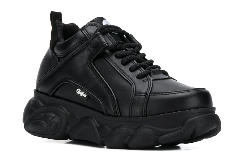 buffalo, sneakers