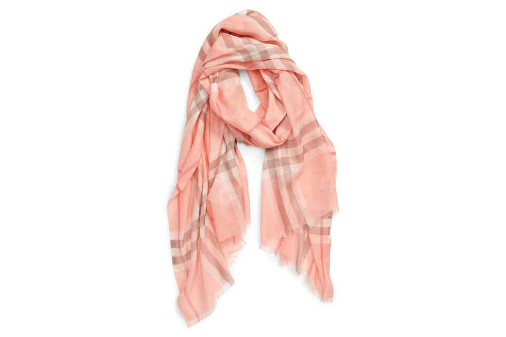 Burberry, scarf