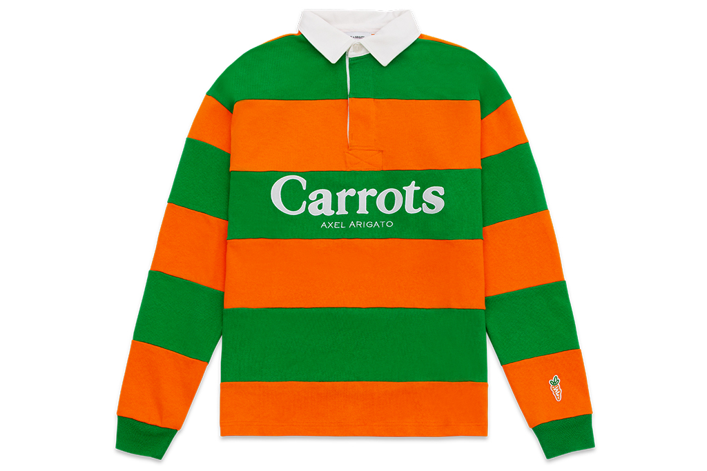 Carrots x Axel Arigato rugby top