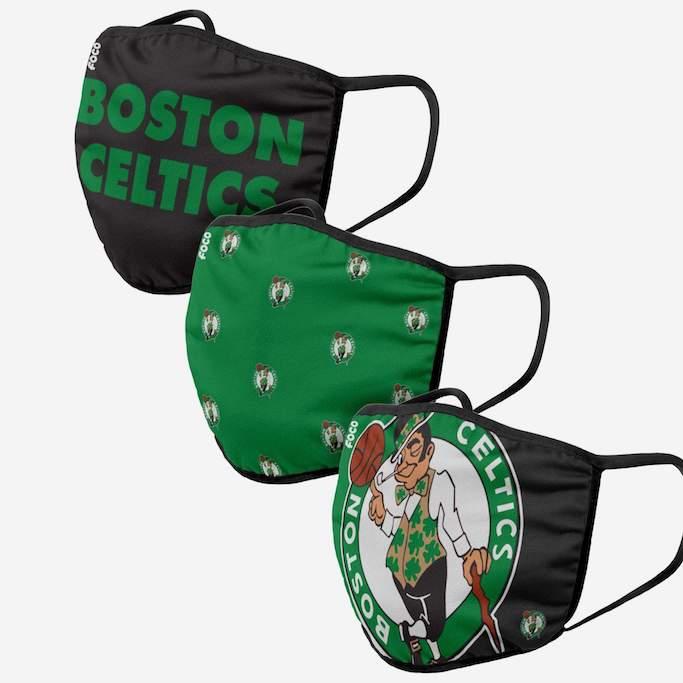 Celtics-Masks