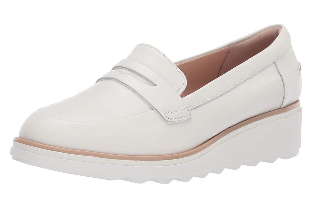 Clarks, loafer