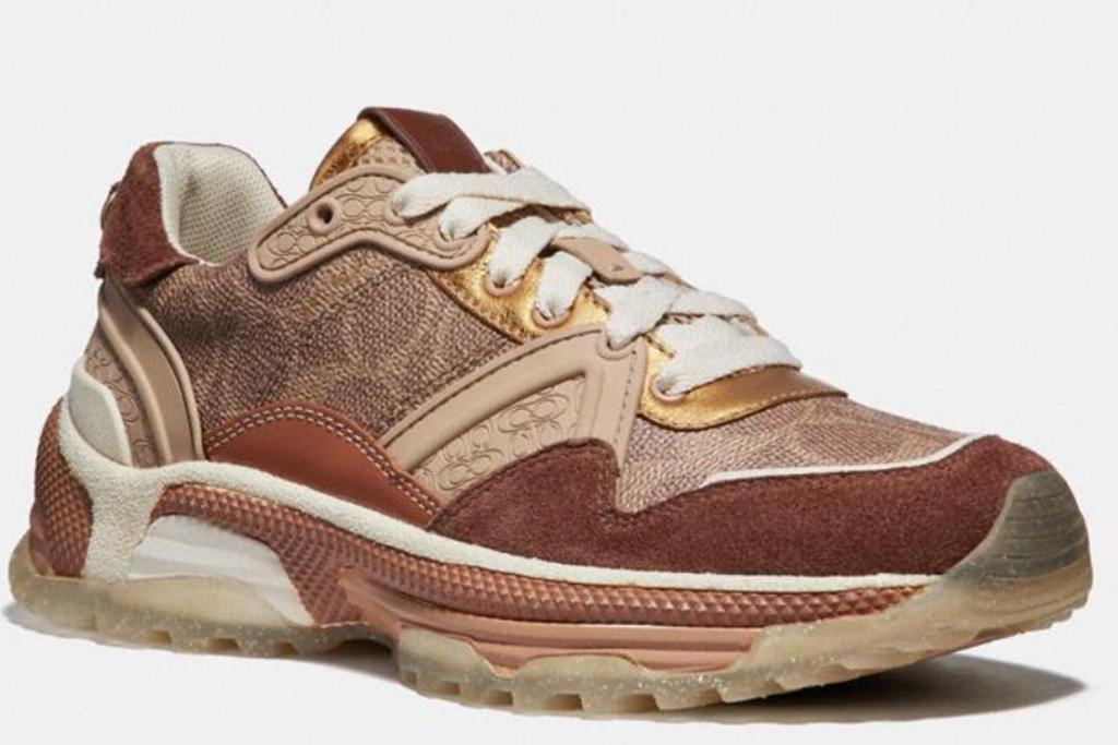 coach summer sale, coach sneaker, c143 runner