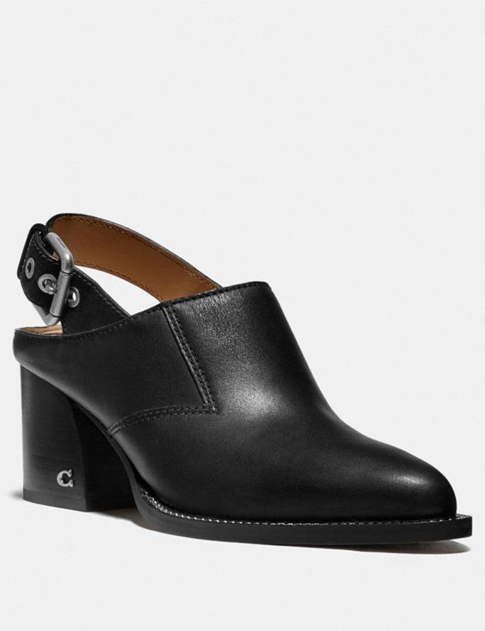 coach sale, coach payson slingback, coach boots