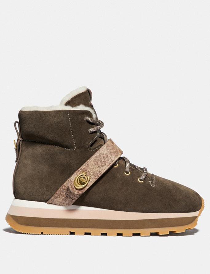 coach sale, urban hiker, coach hiking boots