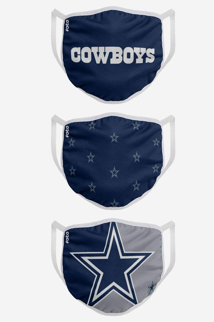 mask, Cowboys, NFL, Fanatics, Sale