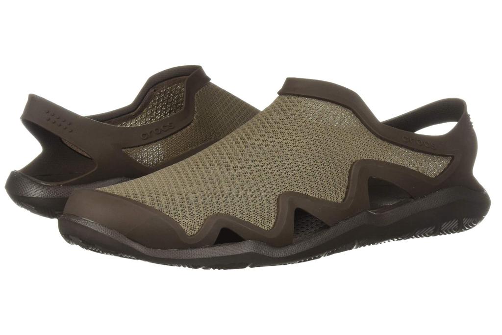 crocs, water shoes