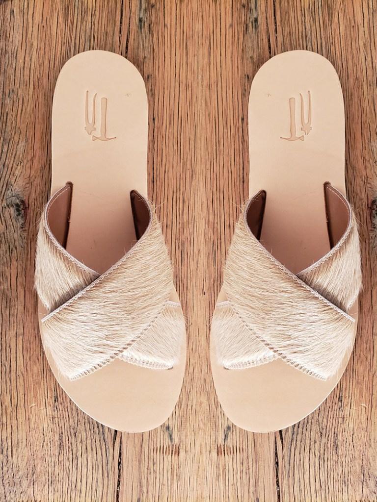 Michael Grey sandals