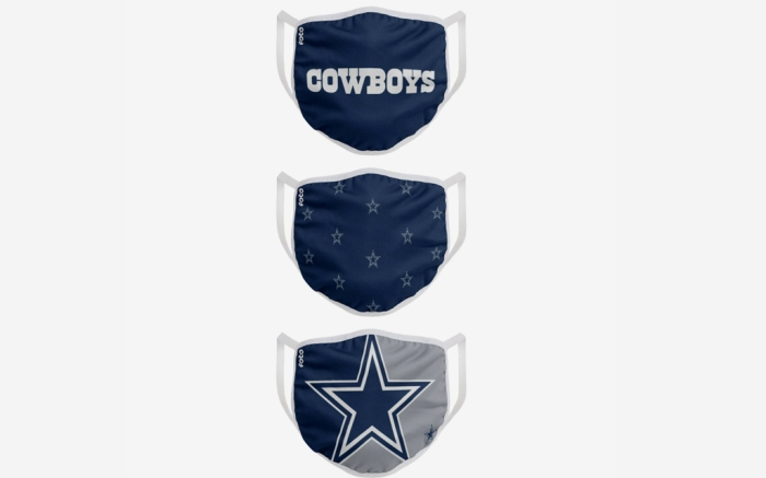 face mask, sports, cowboys, dallas