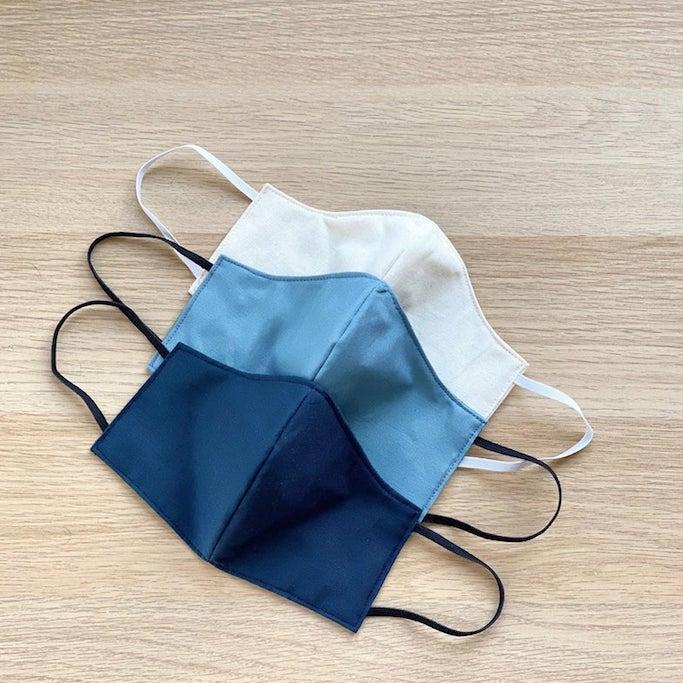 Dark-Blue-Cotton-Mask