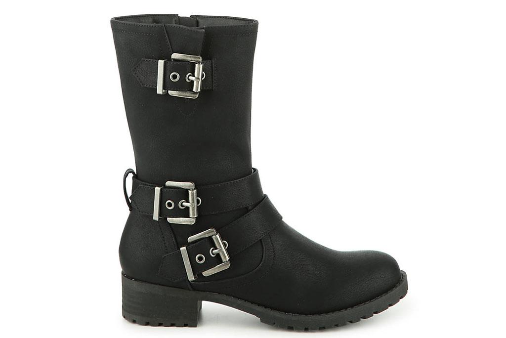 Diba Dom, boots