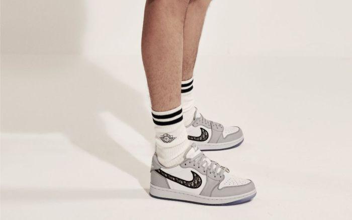 Dior x Air Jordan