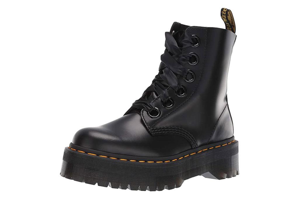 Dr Martens, combat boots