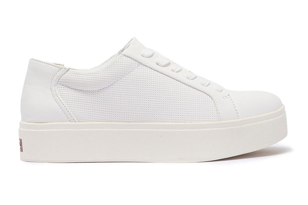 Dr. Scholl's Kensie Lace-Up Platform Sneaker