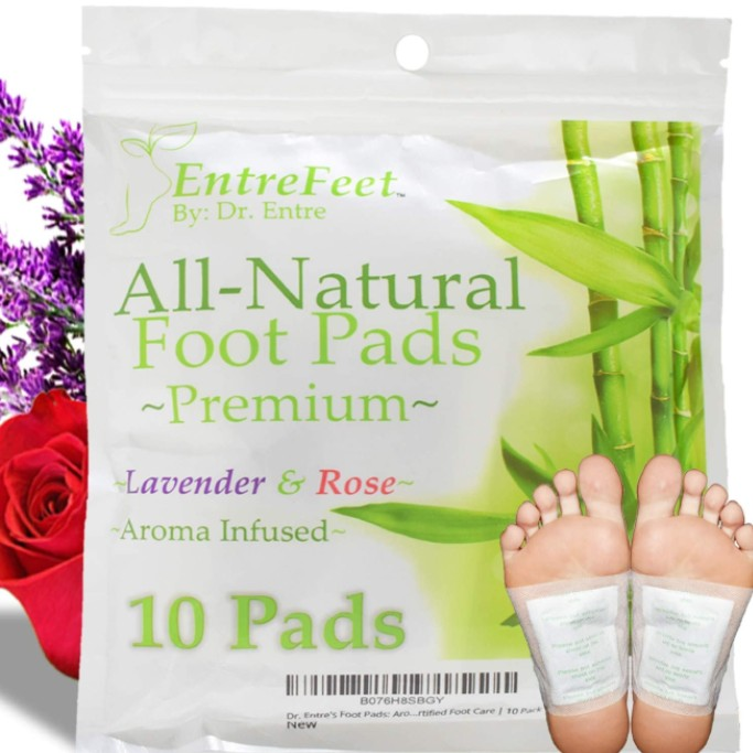 Dr. Entre's Foot Pads