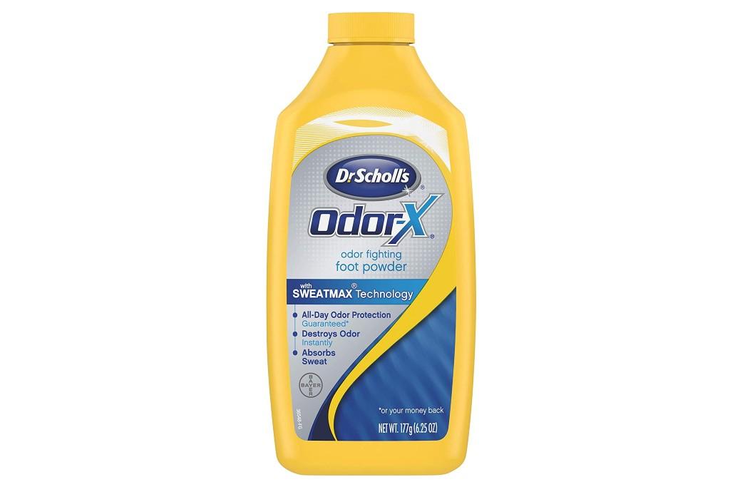 Dr. Scholl's Odor-Fighting Odor-X Foot Powder