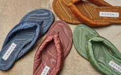 iindaco, upcycled sandals