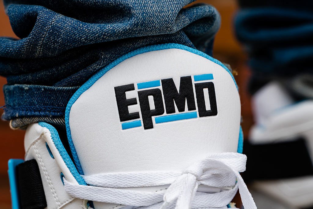 EPMD x Ewing Athletics 33 Hi Unfinished Business