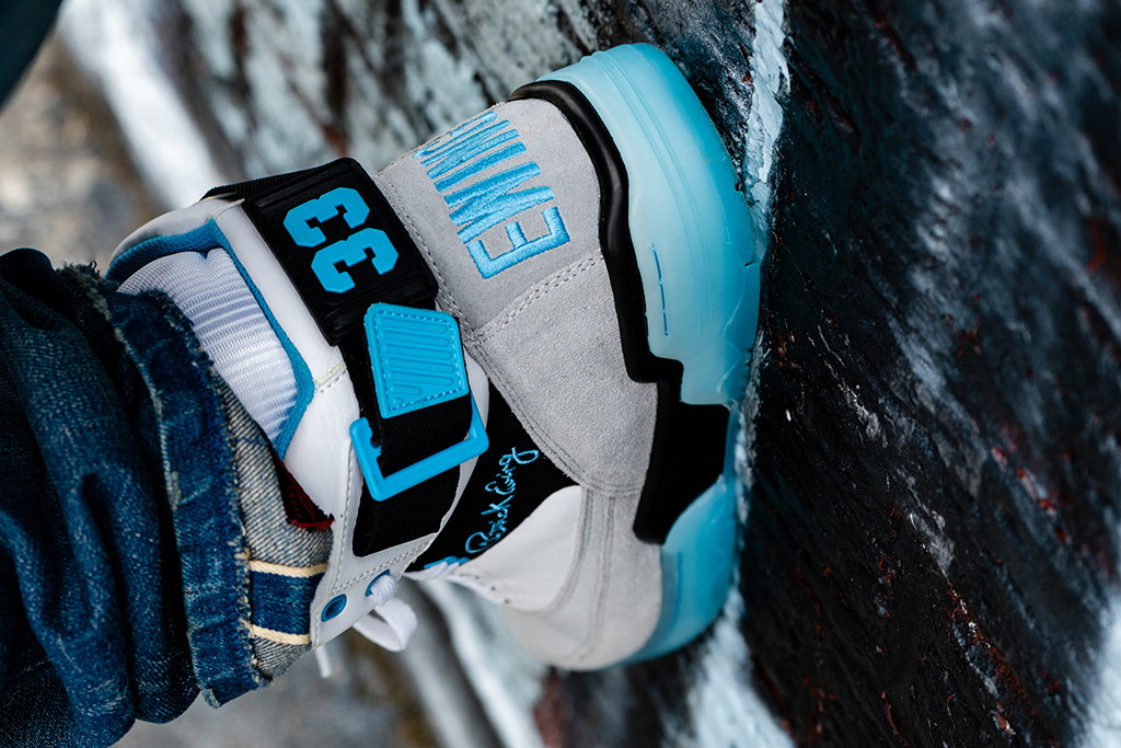 "EPMD x Ewing Athletics 33 Hi ""Unfinished Business."""