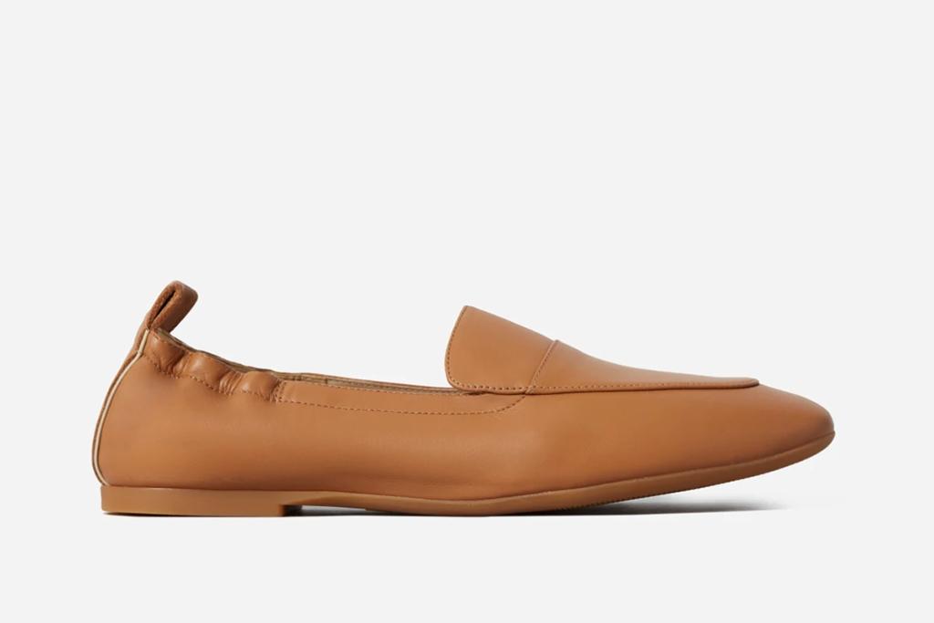 everlane sale, everlane shoes, loafer