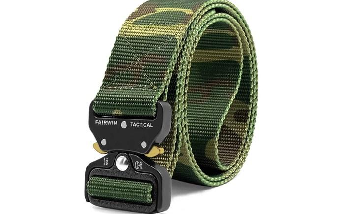fairwin, tactical belt