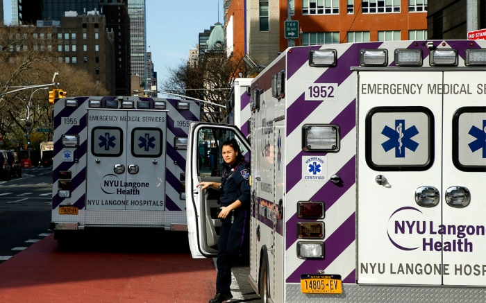 emt, first responser, ambulance, new york