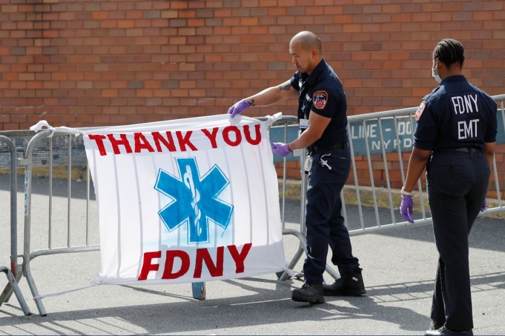fdny, first responders, emt, thanks, discount